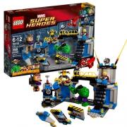 """Конструктор """"Лаборатория Халка""""Lego Super Heroes 76018"""