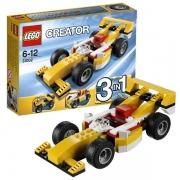 """Конструктор""""Супер болид"""" Lego Creator 31002"""