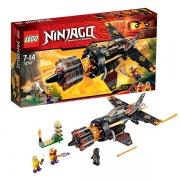 """Конструктор """"Скорострельный истребитель Коула"""" Lego Ninjago 70747"""