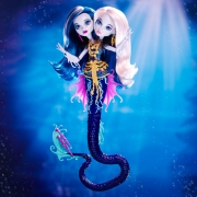 Кукла Монстер Хай Пери и Перл - Большой Скарьерный Риф