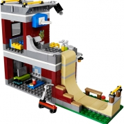 Конструктор LEGO Creator 31081 Скейт-площадка