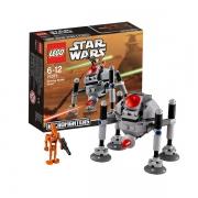 """Конструктор """"Самонаводящийся паук дроид"""" Lego Star Wars 75077 Лего Звездные Войны"""