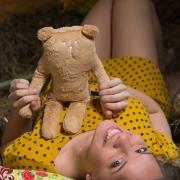 Мягкая игрушка Крафтхолик Craftholic Summer Sloth S-size