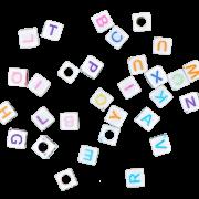 Буковки-кубики (30 шт.)