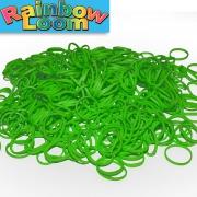 Резиночки Rainbow Loom цвета Лайм (600шт)
