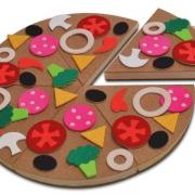 Пицца математическая