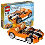 """Конструктор """"Гоночная машина Сансет"""" Lego Creator 31017"""