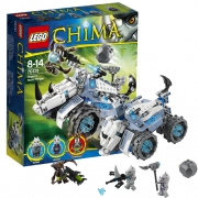 "Конструктор ""Камнемет Рогона"" Lego Legends of Chima 70131"
