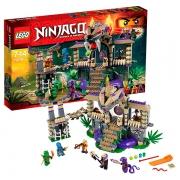 """Конструктор """"Храм клана Анакондрай"""" Lego Ninjago 70749"""