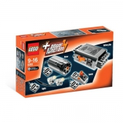 Конструктор с мотором Lego 8293