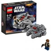 """Конструктор """"Сокол Тысячелетия"""" Lego Star Wars 75030"""