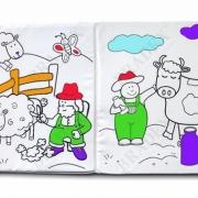 "Многоразовая книжка-раскраска ""Ферма"" Bradex"