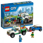 Лего Сити 60081 Буксировщик автомобилей