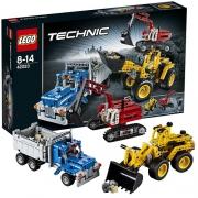 """Конструктор """"Строительная команда"""" Lego Technik 42023"""