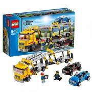 """Конструктор """"Транспорт для перевозки автомобилей"""" Lego City"""