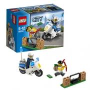 """Конструктор """"Погоня за воришкой"""" Lego City 60041"""