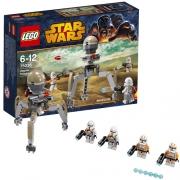 "Конструктор ""Воины Утапау"" Lego Star Wars 75036"