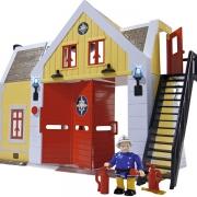 Пожарная станция со светом и звуком