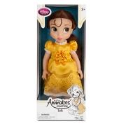 Кукла принцесса бель в детстве дисней