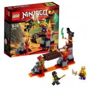 """Конструктор """"Сражение над лавой"""" Lego Ninjago 70753"""