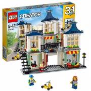 """Конструктор """"Магазин по продаже продуктов и игрушек"""" Lego Creator 31036"""