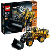 """Конструктор """"Автопогрузчик Volvo L350F"""" Lego Technic"""