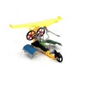 Мотодельтаплан Черепашки-ниндзя Playmobil