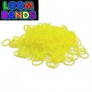 Лимонные резиночки Loom Bands (600шт)