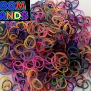 Разноцветный микс резиночек (600 шт.)