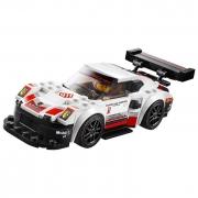 Lego 75888 Speed Champions Porsche 911 RSR и 911 Turbo 3.0