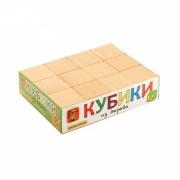 Кубики Пелси Неокрашенные, 12 шт