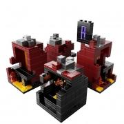 """Конструктор Лего Майнкрафт """"Пустота"""" The Nether Lego 21105"""