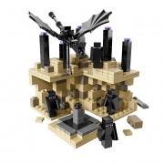 """Конструктор Лего Майнкрафт """"Конец"""" Lego 21107"""