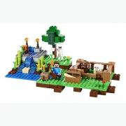 "Конструктор Лего Майнкрафт ""Ферма"" Lego 21114"