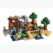 """Конструктор Лего Майнкрафт """"8 в 1"""" Lego 21117"""