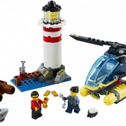 Lego 60274 City Морская полиция: захват на маяке
