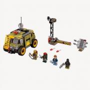 """Набор Лего """"Черепашки Ниндзя Освобождение фургона черепашек"""" Lego Turtles 79115"""
