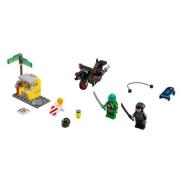 """Набор Лего """"Побег Караи на мотоцикле"""" Lego Turtles 79118"""