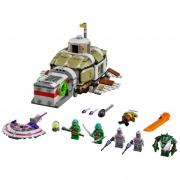 """Набор Лего """"Преследование на Подводной Лодке Черепашек"""" Lego Turtles 79121"""