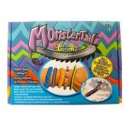 Monster Tail Rainbow Loom Набор для плетения браслетов из резиночек