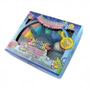 Rainbow loom Deluxe набор для плетения браслетов из резиночек