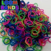 Рифленые резиночки  Loom Bands (300шт)