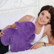 "Игрушка Крафтхолик  ""Фиолетовая белка"" Craftholic Purple Squirrel"