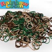 "Резиночки ""микс Камуфляж"" Rainbow Loom (600шт)"