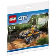 Конструктор LEGO City 30355 Вездеход в джунглях