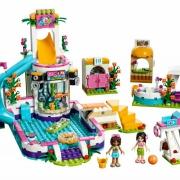 LEGO Friends 41313 Летний бассейн Конструктор