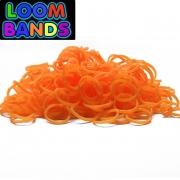 Оранжевые резиночки Loom Bands (600 шт)