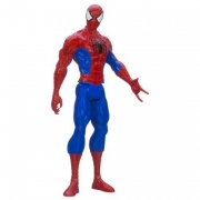 Человек паук Серия Титаны  Spider man Titan Heroes HUSBRO
