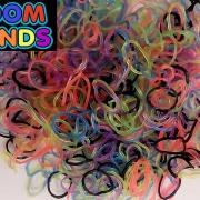 Полупрозрачный микс Loom Bands (600шт)
