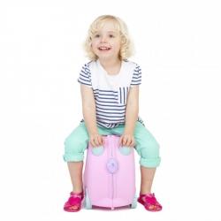 """Детский чемодан на колесах Транки """"Рози"""" Rosie Trunki"""